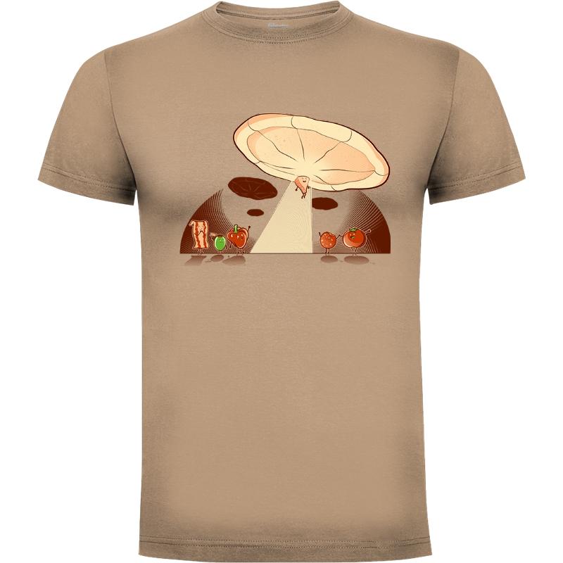 Camiseta Abducción