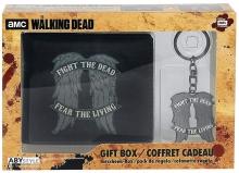 The Walking Dead Monedero y Llavero con Daryl
