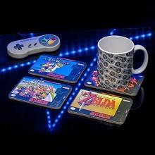 Posavasos Super Nintendo
