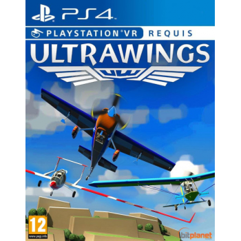 Vr Ultrawings-Ps4