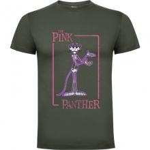 Camiseta Pink Panther Esqueleto