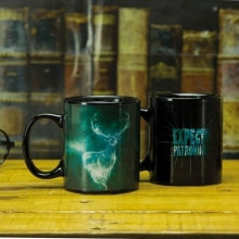 Taza Térmica Expecto Patronum de Harry Potter