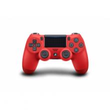 Ps4 Dualshock Ds4 V.2  Rojo