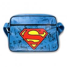 Bolso Bandolera Superman - Liga de la Justicia