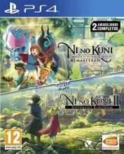PS4 NI NO KUNI 1+2 COMPILATION