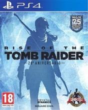 PS4 RISE OF THE TOMB RAIDER 20 ANIVERSARIO STANDAR