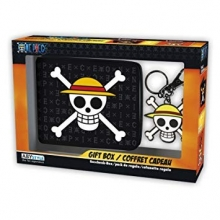 One Piece Monedero y Llavero de One Piece
