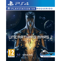 Uneartthing Mars 2-Ps4
