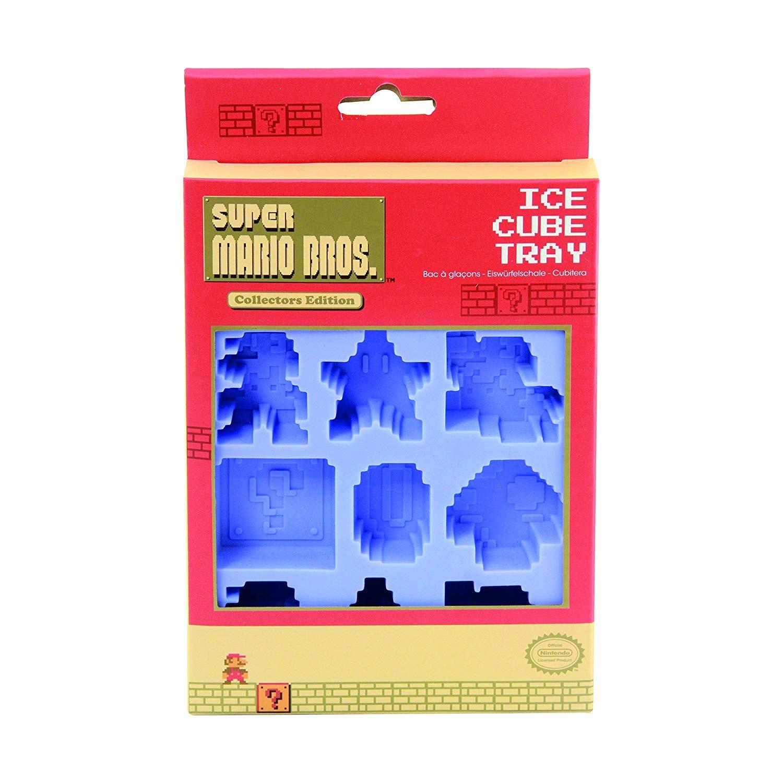 Cubitos de hielo Nintendo Super Mario Bros