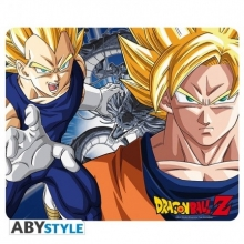 Dragon Ball Z Alfombrilla de Raton Vegeta y Goku
