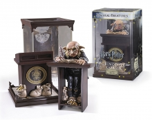 Estatua Gringotts Goblin 18 cm. Harry Potter Criaturas Mágicas