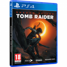 Shadow Of The Tomb Raider St-Ps4