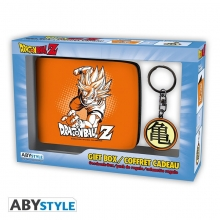 DRAGON BALL Z Pack Cartera y Llavero