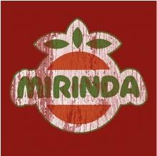 Camiseta Mirinda Vintage