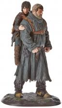 Figura Hodor y Bran de Juego de Tronos