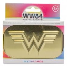 Baraja cartas Wonder Woman 1984 DC Comics