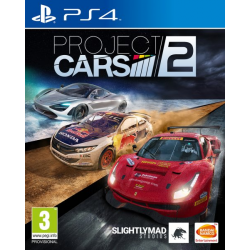 Project Cars 2-Ps4