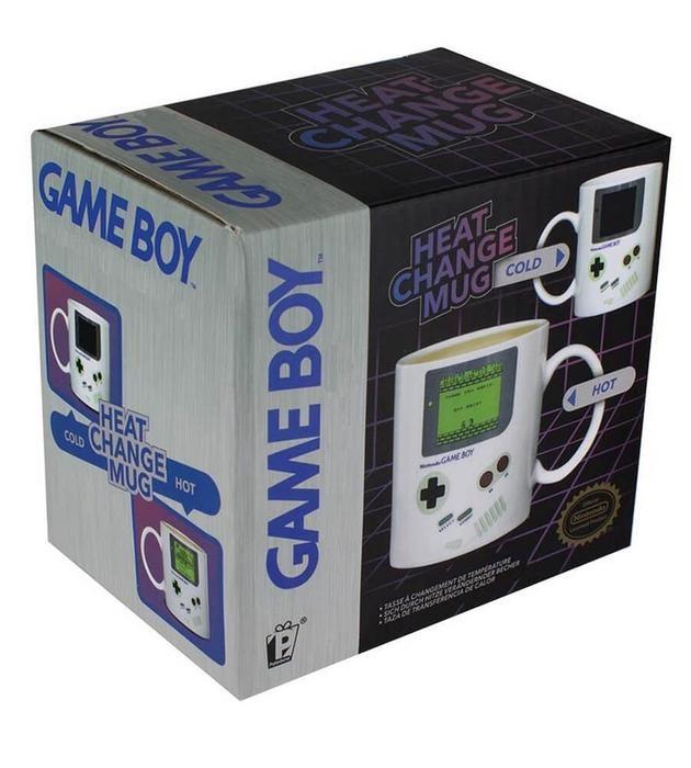 Taza Térmica de Gameboy