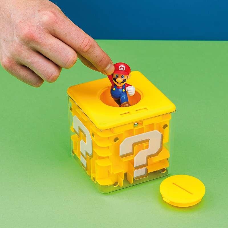 Super Mario bloque de preguntas Maze Safe