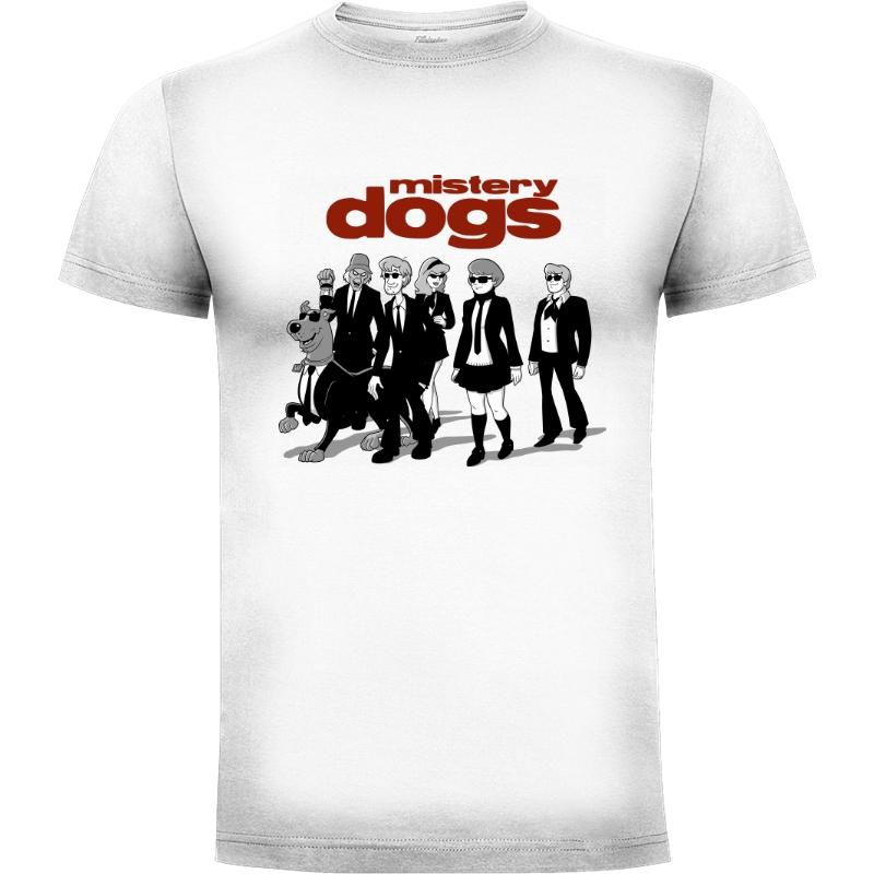 Camiseta Mistery Dogs