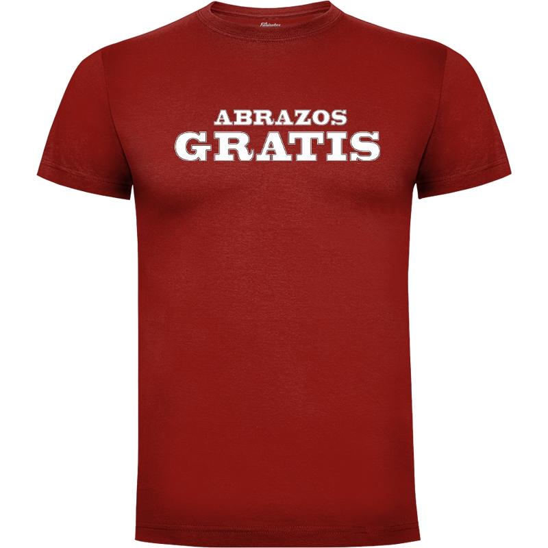 Camiseta Abrazos Gratis