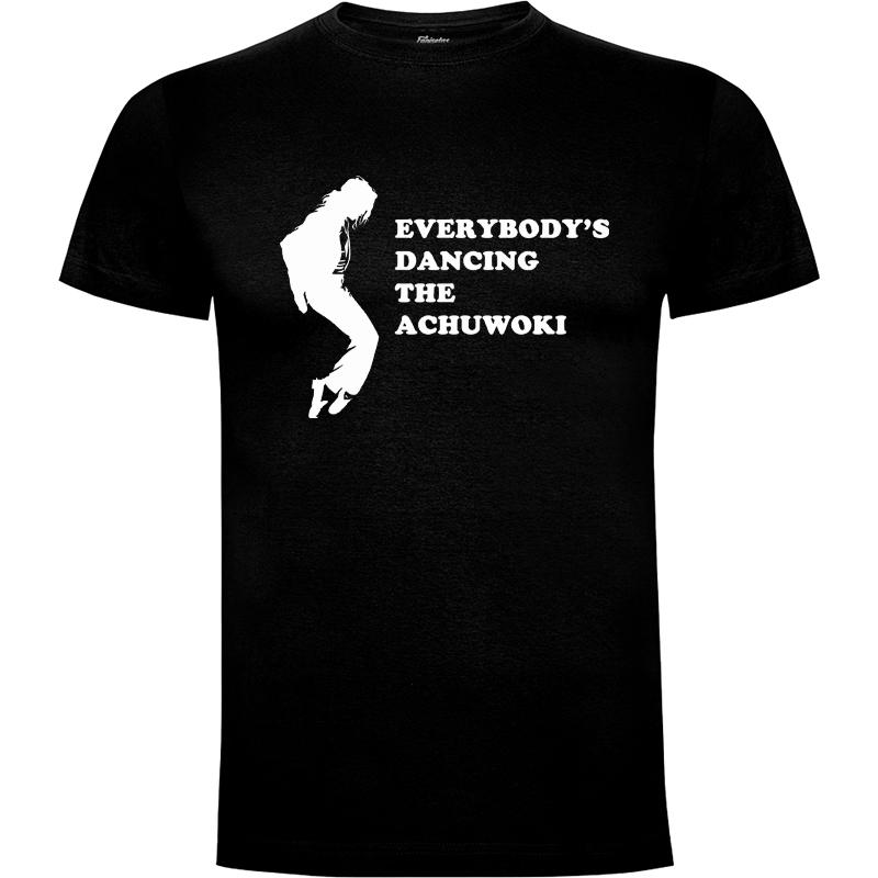Camiseta Michael Jackson Achuwoki