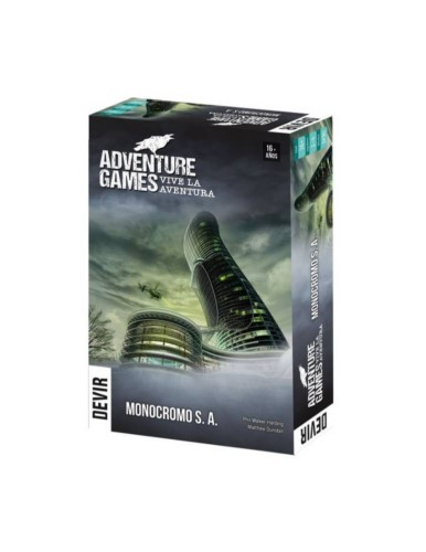 Adventure Games: Monocromo S.A