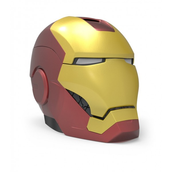 Altavoz Bluetooth - Casco Iron Man