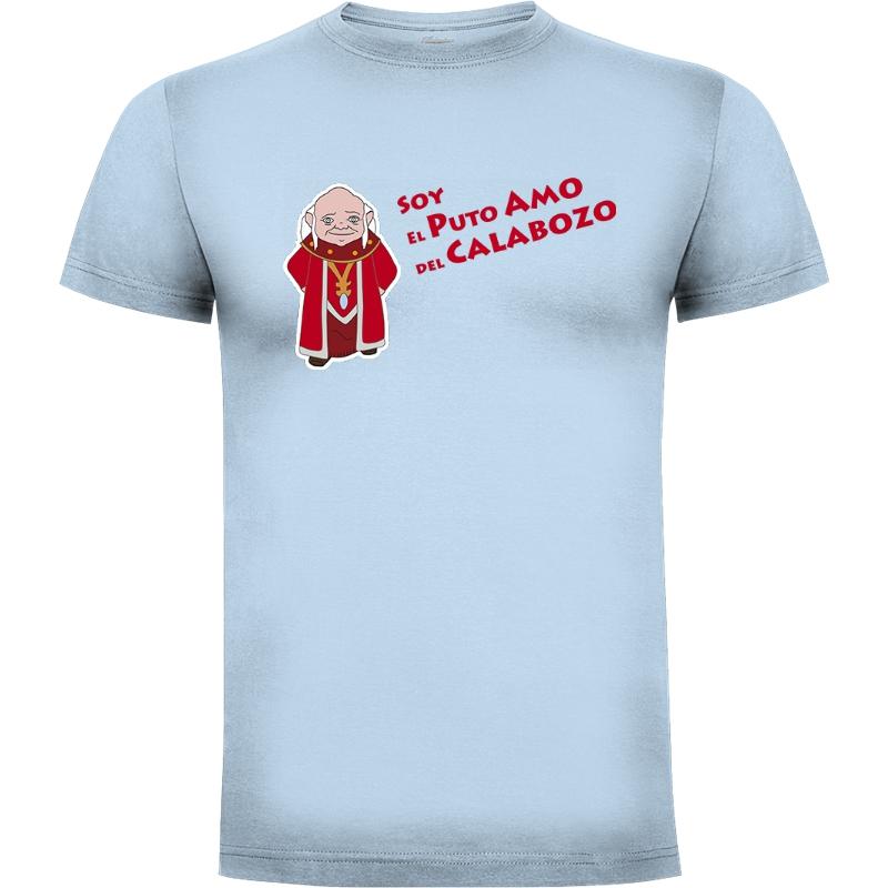 Camiseta El Puto Amo del Calabozo
