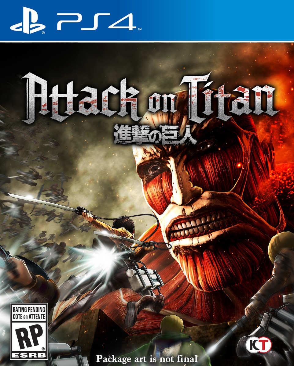 Attack On Titan 2-Ps4