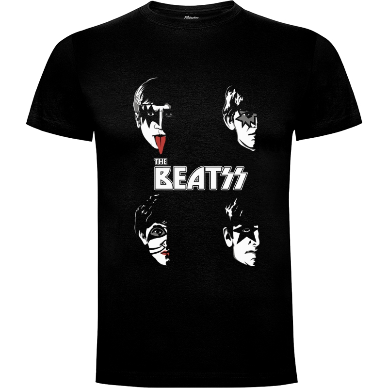 Camiseta Beatss