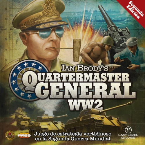 Caja St Ww2 Quartermaster General (6) (Castellano)