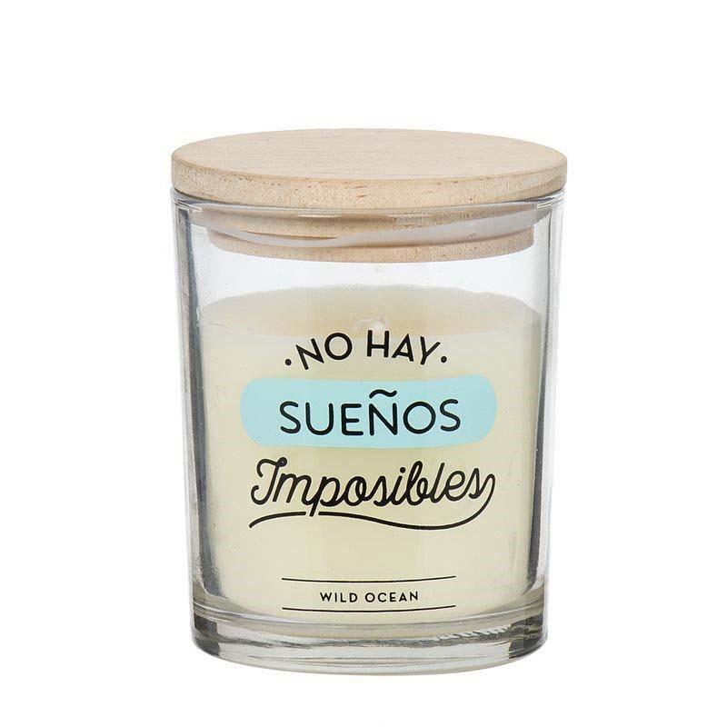 Vela Aromatica Sueños Imposibles