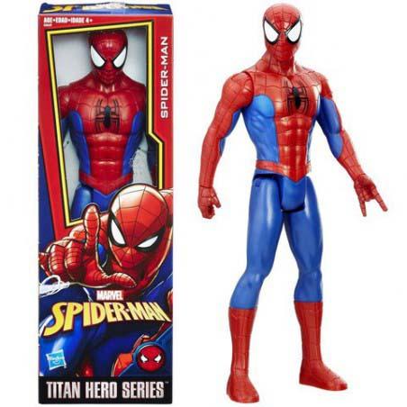 Figura Spiderman Titan Heroe Series