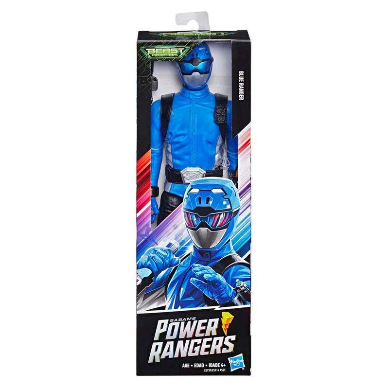 Figura Ranger Blue Power Ranger