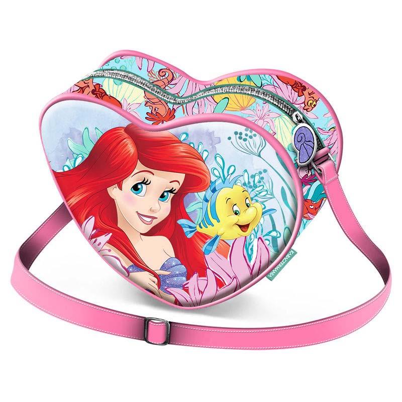 Bolso Corazon Ariel La Sirenita Disney
