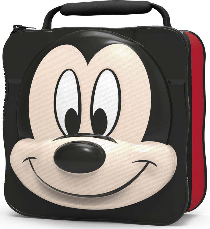 Bolsa Aislante 3D Mickey Mouse Disney