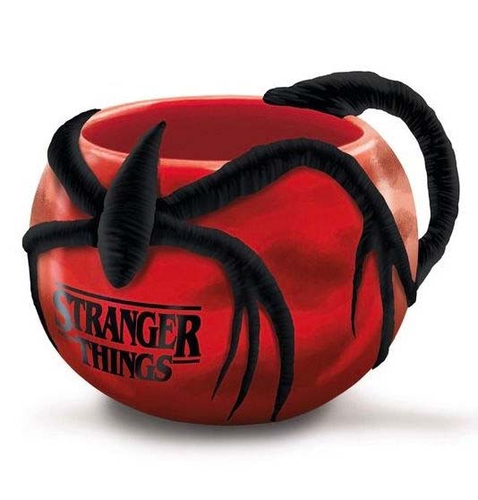 Taza 3D Mind Flayer Stranger Things
