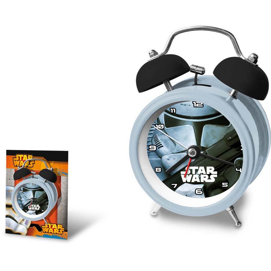 Despertador Star Wars Stormtrooper 12Cm