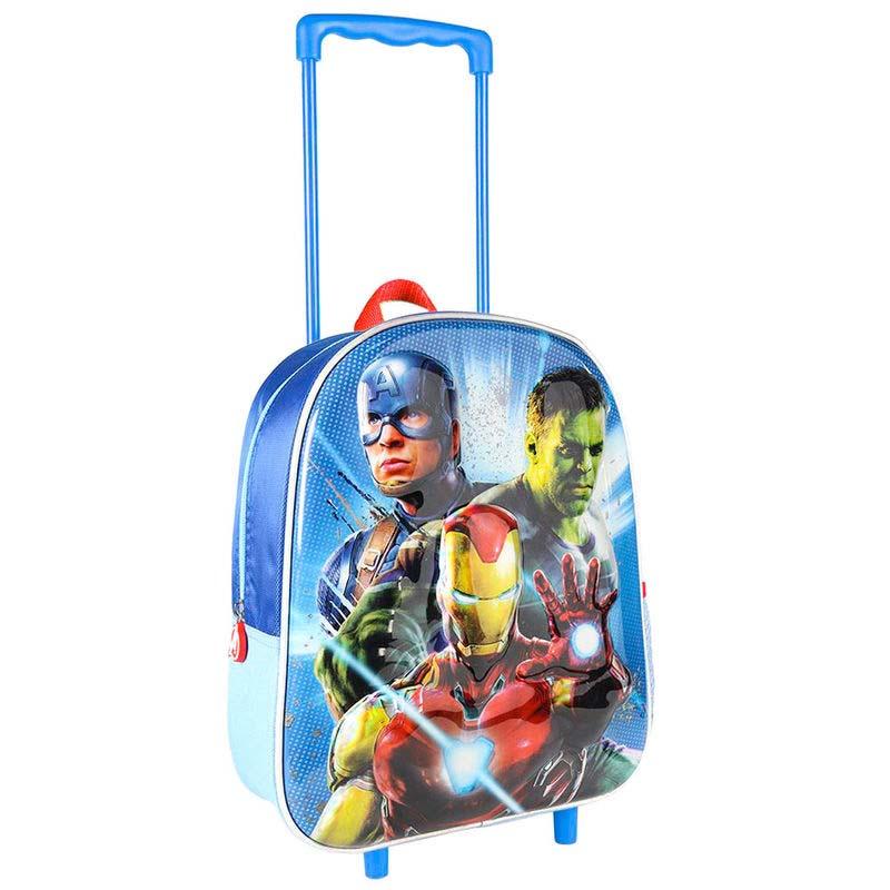 Trolley 3D Vengadores Avengers Marvel