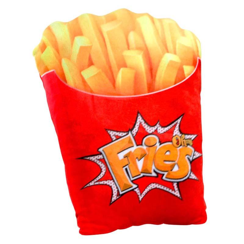 Cojin Fries Oh My Pop