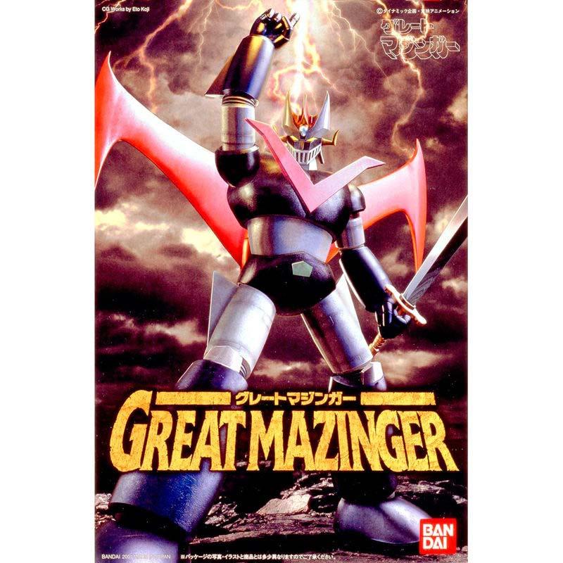 Figura Great Mazinger Z Model Kit Mazinger Z