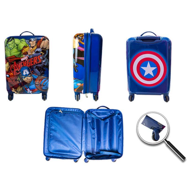 Maleta De Viaje Marvel Vengadores