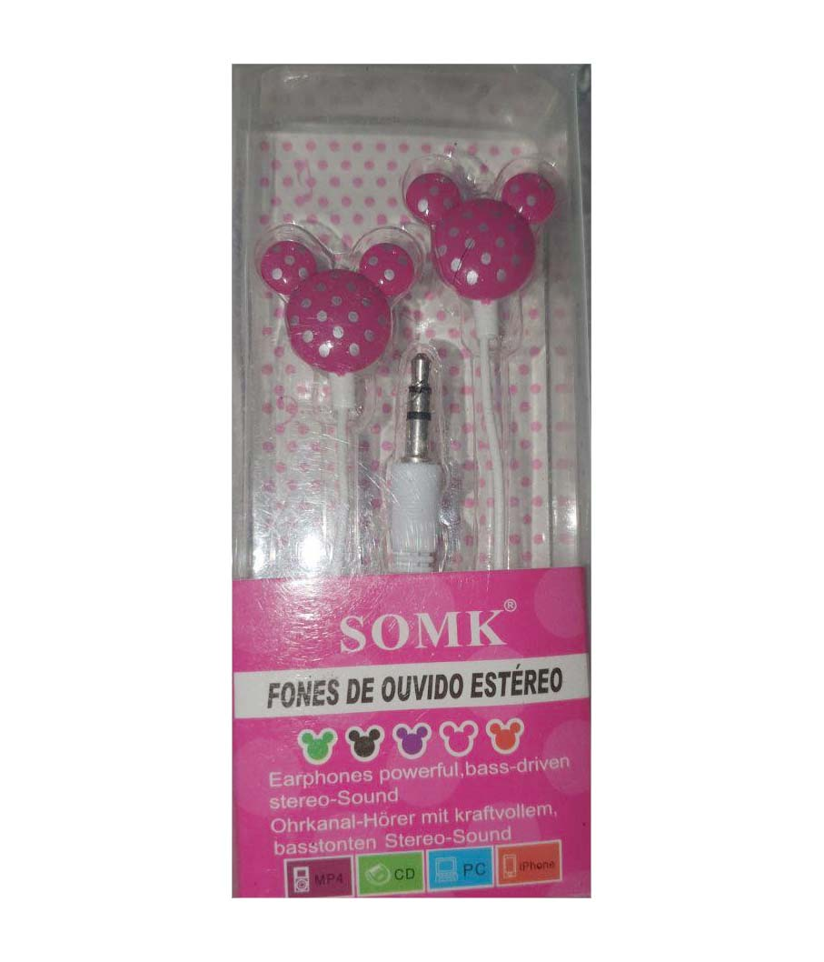 Auriculares Minnie Mouse