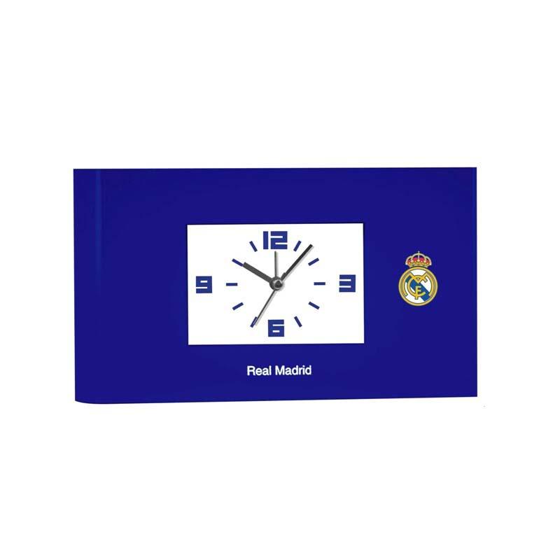 Despertador Rectangular Real Madrid