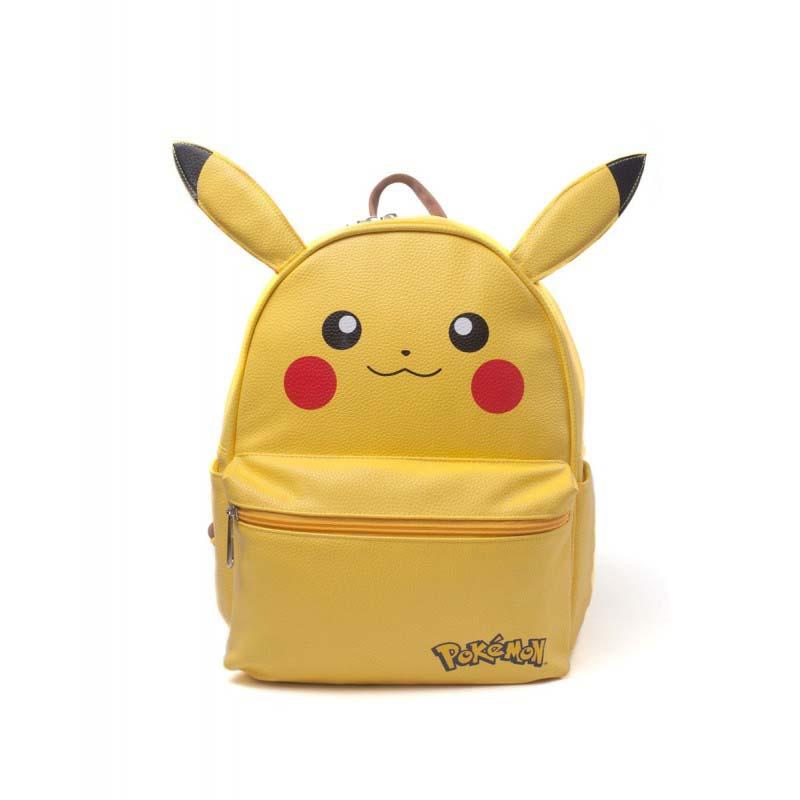Pokémon Mochila Pikachu