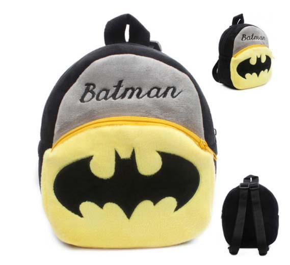 Mochila Infantil Batman Suave