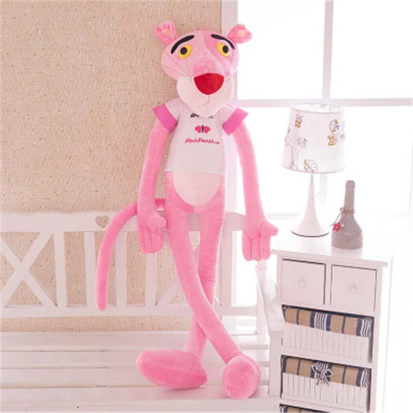 Peluche Pantera Rosa Con Camiseta