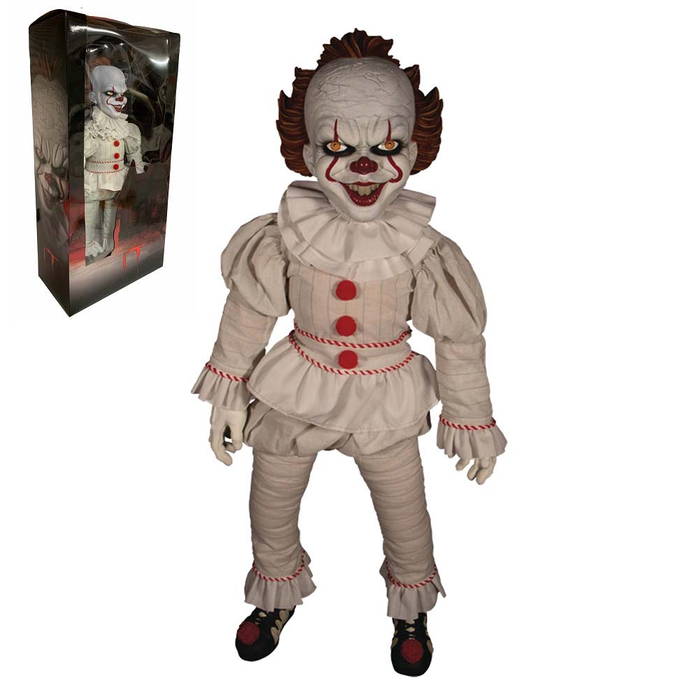 Figura Pennywise Plush It Mezco Toys