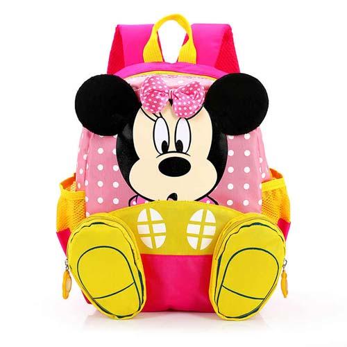 Mochila Infantil Minnie Mouse 04